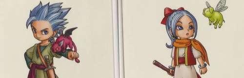 Doublé de Dragon Quest Monsters pour les 20 ans