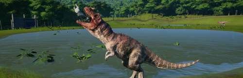 Jurassic World Evolution accueillera bientôt des chefs de meute et un cycle jour/nuit