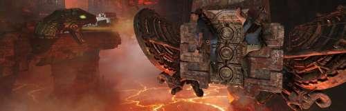 Shadow of the Tomb Raider discute du jeu en coopération