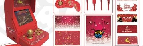 La Neo Geo Mini ajoute 9 nouveaux jeux pour Noël