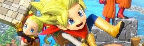 La démo de Dragon Quest Builders 2 sortira le 6 décembre au Japon