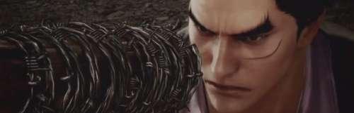 Negan rejoue The Walking Dead avec les personnages de Tekken 7