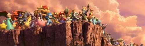 Super Smash Bros. Ultimate attrape déjà la couronne au Royaume-Uni