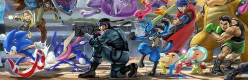 Super Smash Bros. Ultimate cartonne au Japon