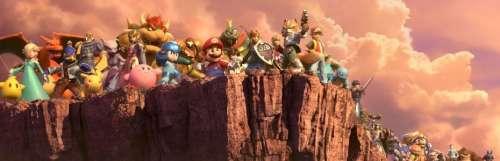 Un premier chiffre mondial est disponible pour Super Smash Bros. Ultimate