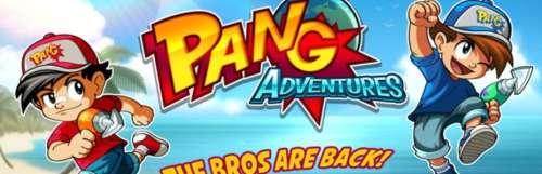 Pang Adventures est désormais disponible sur Switch