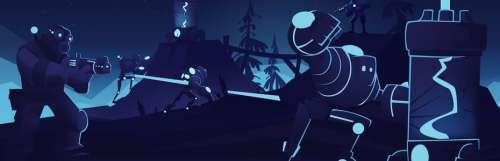Carnet rose - Le FPS asymétrique Aftercharge se branche en série sur PC et Xbox One