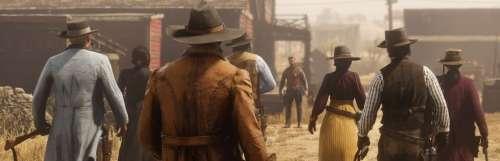La bêta de Red Dead Online s'enrichit d'un mode battle royale pour 32 joueurs