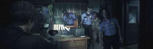28% des joueurs ont complété la démo de Resident Evil 2