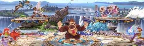 Nintendo annonce le premier tournoi européen de Super Smash Bros. Ultimate