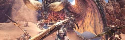 La mise à jour de Monster Hunter World sur PC comprend le format 21/9 et le push-to-talk