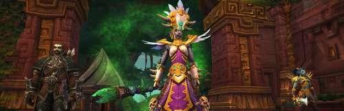 Une nouvelle mise à jour lance la saison 2 de World of Warcraft : Battle for Azeroth