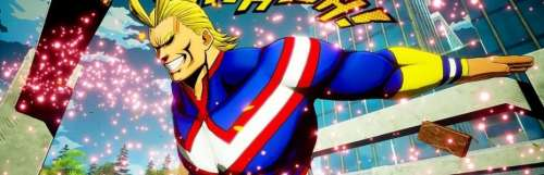 My Hero One's Justice claque le demi-million de ventes
