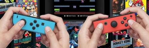 Nintendo annonce 8 millions de comptes Nintendo Switch Online