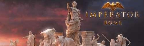 Le jeu de grande stratégie Imperator : Rome sera lancé le 25 avril