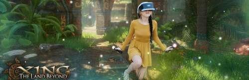 Le jeu d'exploration XING : The Land Beyond débarque sur PS4 et PS VR