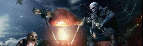 Geralt de Riv retrouve adversaire à sa taille dans Monster Hunter World