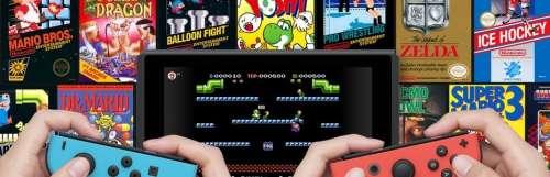 Nintendo compte renforcer l'offre d'abonnement au Nintendo Switch Online