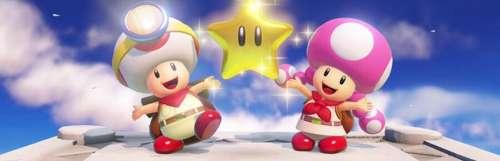 Nintendo direct du 13/02/19 - Captain Toad : Treasure Tracker possède dorénavant un mode coop