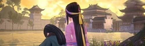 Le RPG chinois Sword and Fairy 6 sortira début avril sur PS4