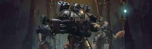 Warhammer 40K Inquisitor Martyr lance sa saison 2 sur consoles