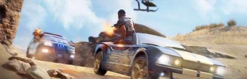 Le mode temporaire Course poursuite démarre dans Call of Duty : Blackout