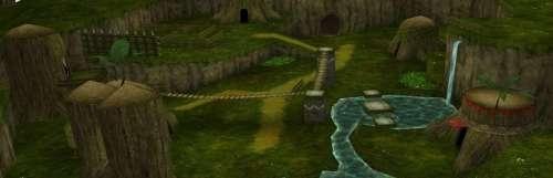 Visitez les environnements de Mario, Dark Souls ou Zelda en 3D via votre navigateur avec noclip.website