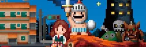 Dandy Dungeon : le Brave Yamada à la rescousse sur Switch