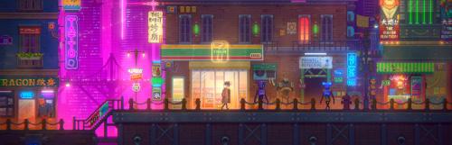 Tales of the Neon Sea vous contera le futur dès le 30 avril sur PC