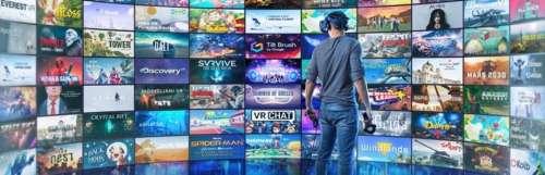 Pour 99$ par an, l'abonnement Viveport Infinity propose 600 jeux et applications HTC Vive