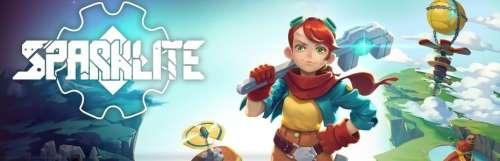 Le mignon jeu d'action/aventure Sparklite envoie une caresse nostalgique