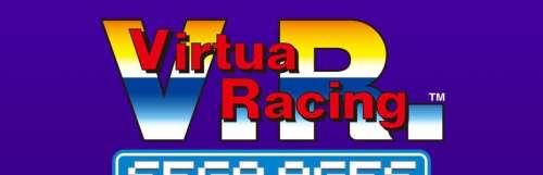 Virtua Racing fait sa bande-annonce sur Switch