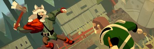 Le jeu d'action sanglant Bloodroots s'annonce sur PS4 et Switch