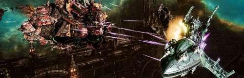 La feuille de route de Battlefleet Gothic : Armada 2 annonce son mode coop