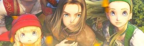 Des options de vitesse en plus pour Dragon Quest XI sur Switch