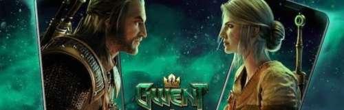 Gwent : The Witcher Card Game viendra ensorceler les smartphones
