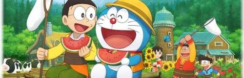 Doraemon Story of Seasons prend date au Japon