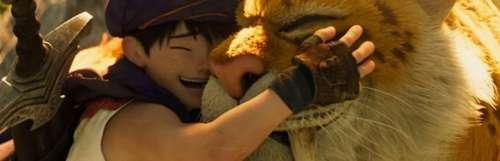 Une première bande-annonce pour le film Dragon Quest : Your Story
