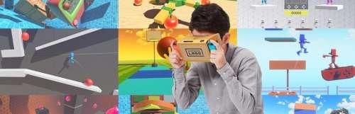 Super Mario Odyssey et The Legend of Zelda : Breath of the Wild s'offrent une compatibilité avec le kit VR Nintendo Labo