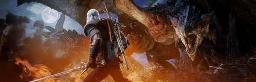 Les joueurs PC de Monster Hunter : World accueilleront le Sorceleur en mai