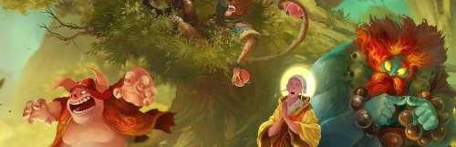 Unruly Heroes ira chiner sur PS4 au cours du printemps
