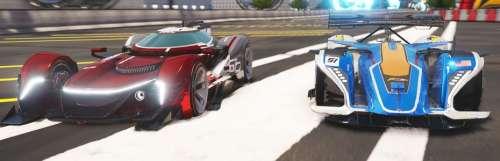 Lancé à vive allure, Xenon Racer lit sa feuille de route
