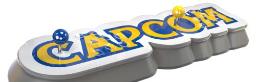 Capcom Home Arcade : un stick arcade à brancher directement sur la télévision