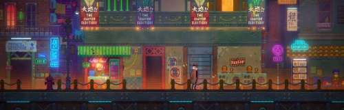 Tales of the Neon Sea dévoile en vidéo 15 minutes de gameplay