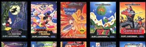 World of Illusion, Earthworm Jim ou encore Probotector rejoignent la Mega Drive Mini