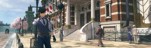 Sega dévoile de nouvelles images de Project Sakura Wars