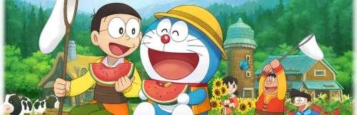 Doraemon Story of Seasons va aussi cultiver son jardin sur Steam