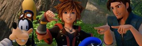 Le mode de difficulté Maître est disponible dans Kingdom Hearts III