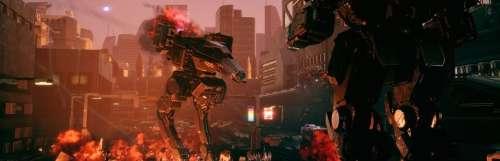 La seconde extension de BattleTech déclare la guerre urbaine le 4 juin