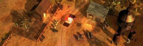 Le jeu d'action bac à sable American Fugitive prend date
